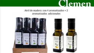 Pack gourmet de aceite extremeño Clemen