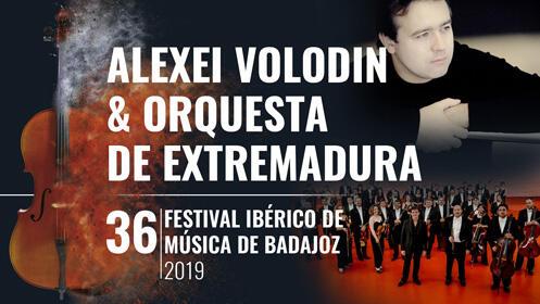 Nuevas entradas CONCIERTO ALEXEI VOLODIN Y OEX