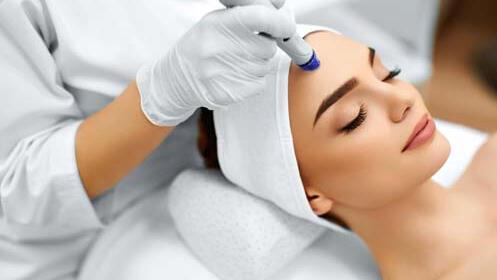 2 sesiones de radiofrecuencia facial Thermage + tratamiento Germaine