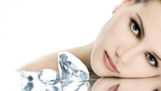 Peeling facial con punta de diamante