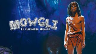 Entrada para Mowgli, el cachorro humano, en Mérida