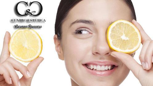 Limpieza facial completa + Tratamiento Vitamina C en Mérida