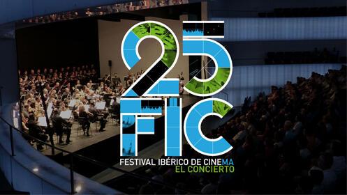 OEX. Bandas sonoras. 25º Festival Ibérico de Cine