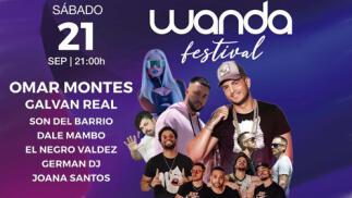 Entrada para Wanda Festival, en Don Benito