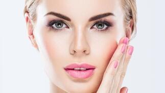 Higiene facial + radiofrecuencia, piel deslumbrante
