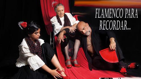 Entrada para FLAMENCO PARA RECORDAR…COPLAS DE UN RECUERDO