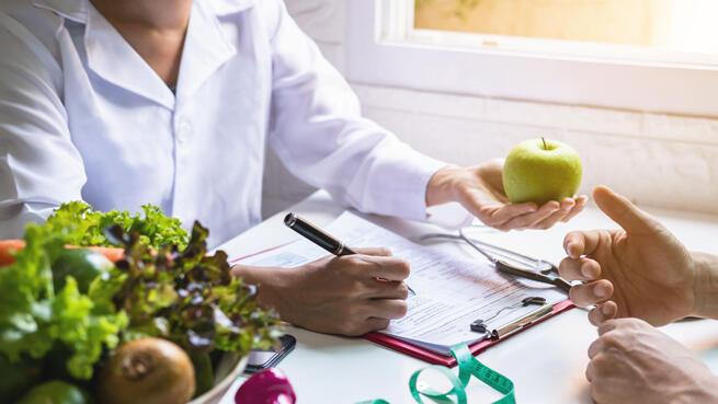 Plan mensual de nutrición: Dieta + 4 sesiones presoterapia