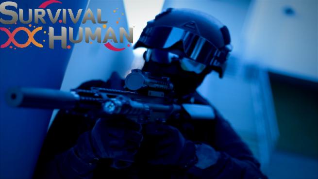 Escape Room Survival Human