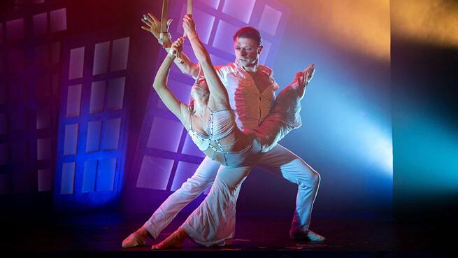 Circo ELITE-La aventura de Romeo (Mérida)