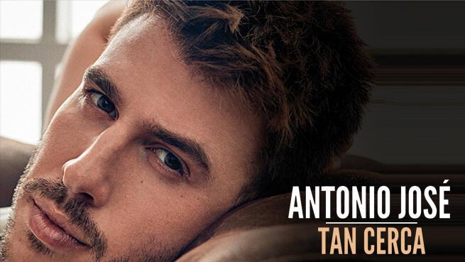 Entrada concierto Antonio José