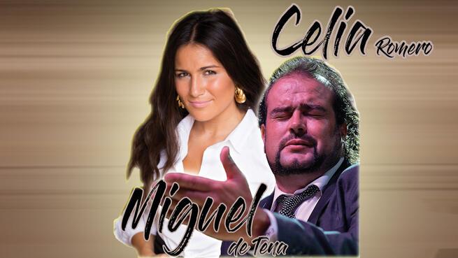 Entrada concierto CELIA ROMERO & MIGUEL DE TENA