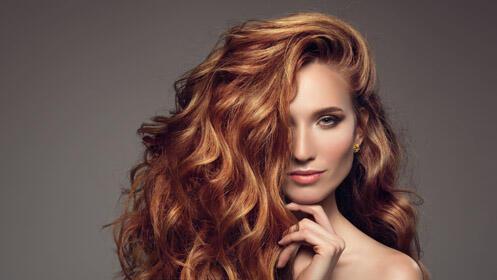 Coloración sin amoniaco. Luce y cuida tu pelo!