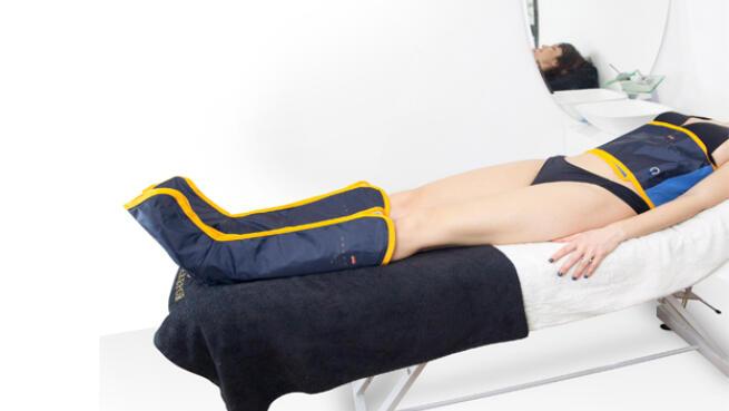 Aparato de Presoterapia de Uso Doméstico