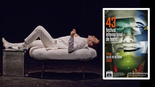 "Entrada para ""PRELUDIO""-. 43 Festival de Teatro de Badajoz"