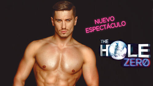 Entrada para The Hole Zero, viernes 27